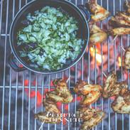 Eten maken op de vuurschaal