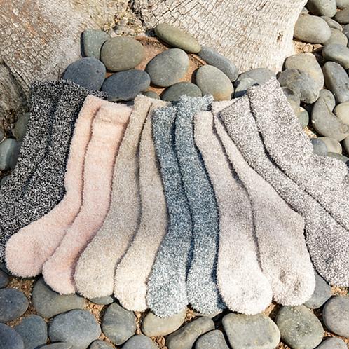Barefoot Dreams® TheCozyChic® Heathered Women's Socks