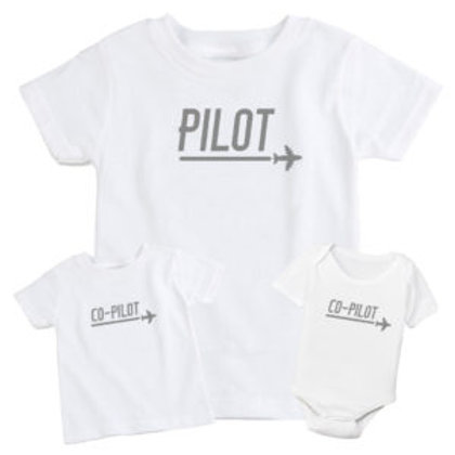 Pilot Co-Pilot Set