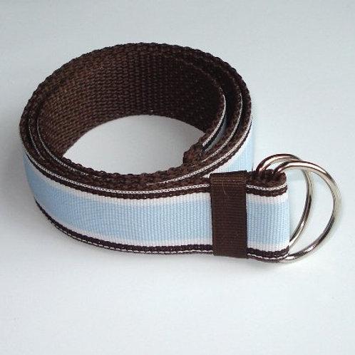 Blue & Brown Belt