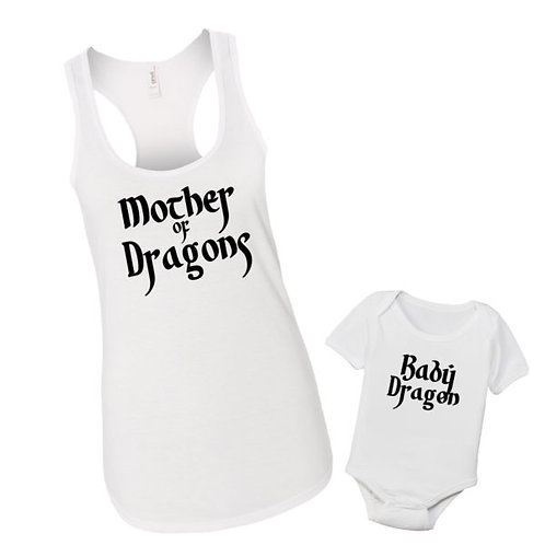 Mother Of Dragons Set