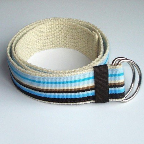 Blue Stripe Belt