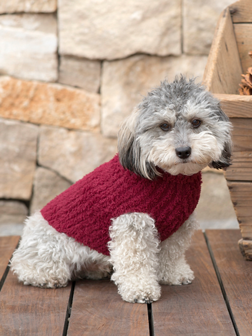 Barefoot Dreams® COZYCHIC™ Ribbed Pet Sweater