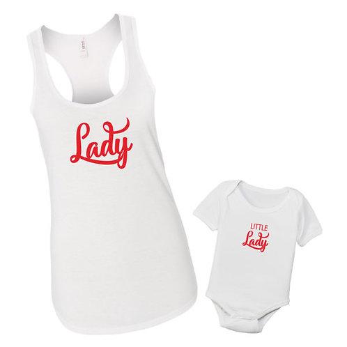 Lady & Little Lady Set