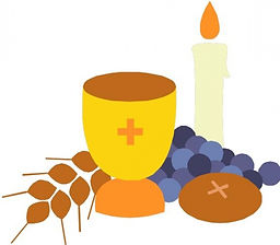 Holy Communion at Christ Church Walshaw Bury