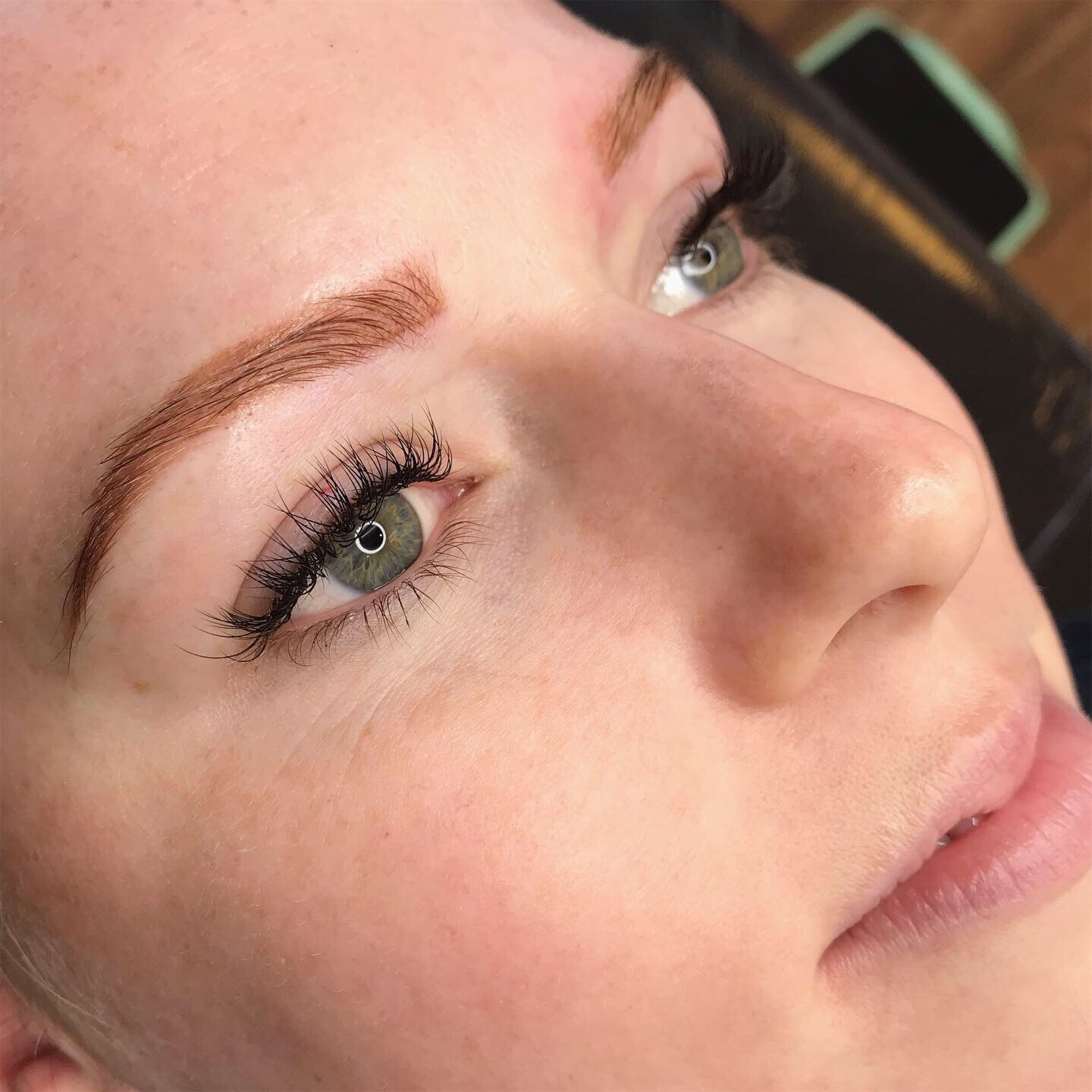 Complimentary Touch-Up (within 8 weeks)