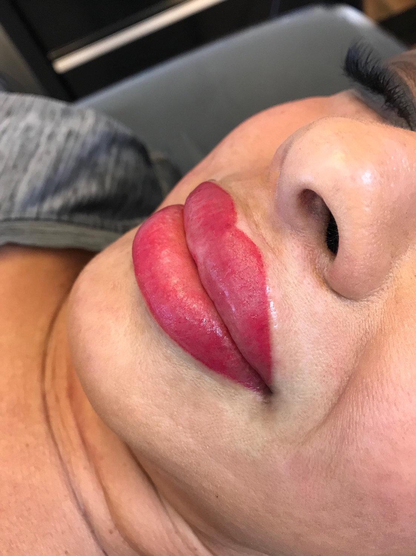 Lip Blush/Tint Tattoo