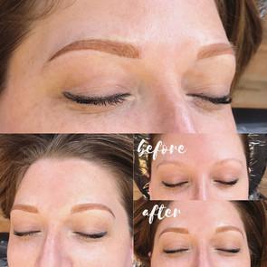 fresh powder brows
