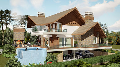 Casa Brusciana - Fachada