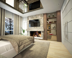 Casa Brusciana - Suite master-