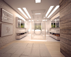 Casa Brusciana -Box banho suite