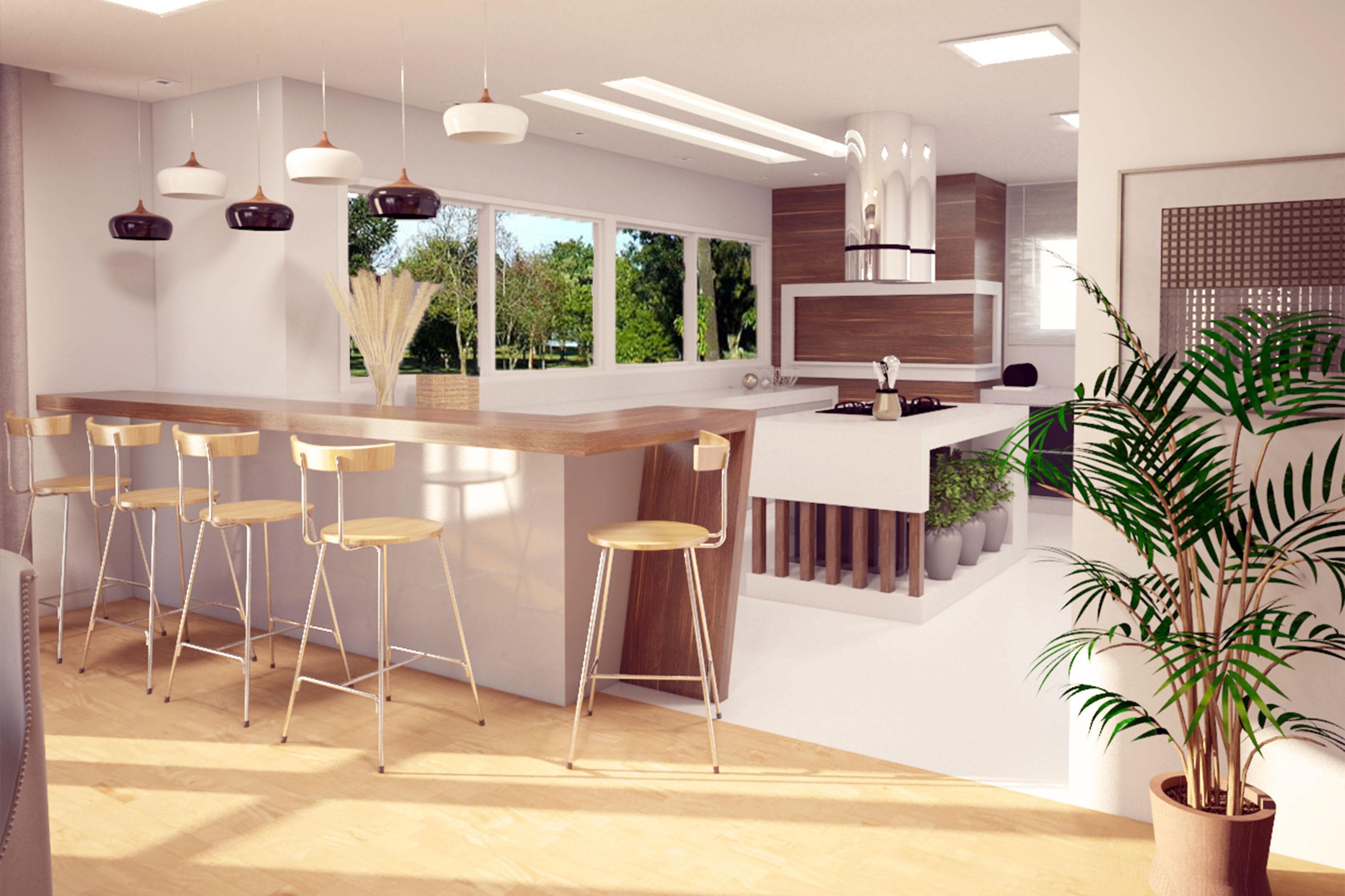 Casa Brusciana - cozinha