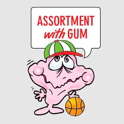 Assortment With Gum