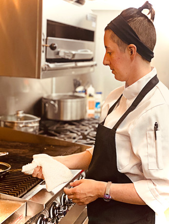 Chef Rachael Karr