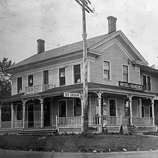 The Union House. Since 1861.