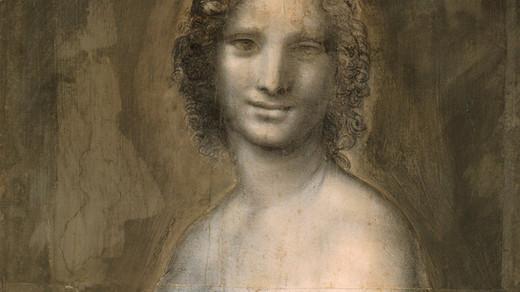 Evidence da Vinci Sketched 'Nude Mona Lisa'