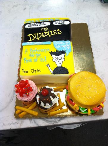 Dummies cake