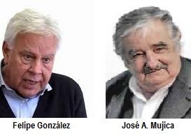 Felipe González y José Alberto Mujica encabezarán Verificación