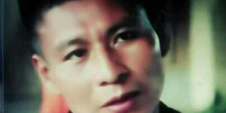 Aulio Isarama Forastero, gobernador de la comunidad indígena de Docasina.
