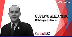 Gustavo Alejandro Bohorquez - Opinion.jp