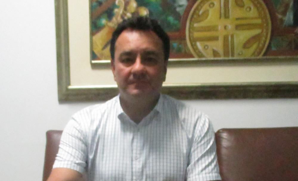 Alcalde Carlos Mario Álvarez