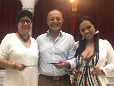 Francisco Tulande: Premio Nacional de Crónica CIUDAD PAZ