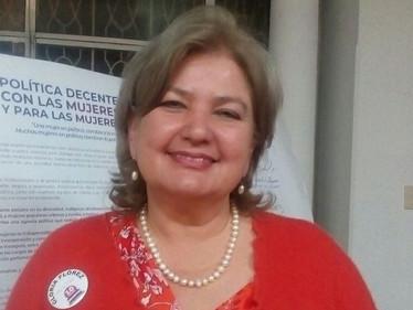 'Tenemos que pasar a la construcción de la cultura de la vida': Gloria Flórez Schneider