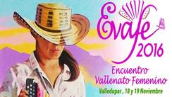 Encuentro vallenato femenino