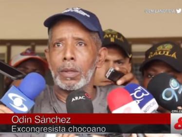 ELN libera al ex congresista Odín Sánchez