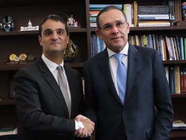 OEI y Senado suscriben convenio para seguimiento de Acuerdos