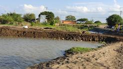 Concluye cierre de compuertas de Villa Rosa, Atlántico