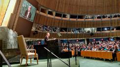 ONU seguirá apoyando proceso de paz