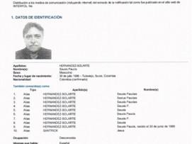 Capturan a Santrich con fines de extradición