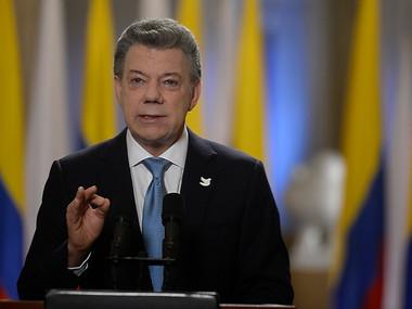 Presidente suspende diálogo con ELN