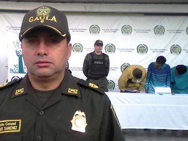Gaula Bogotá rescata a una menor