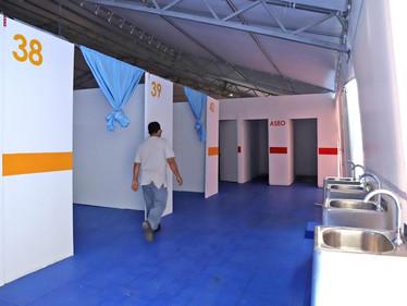 Bavaria y Banco Itaú entregan primer hospital de emergencia en el Atlántico