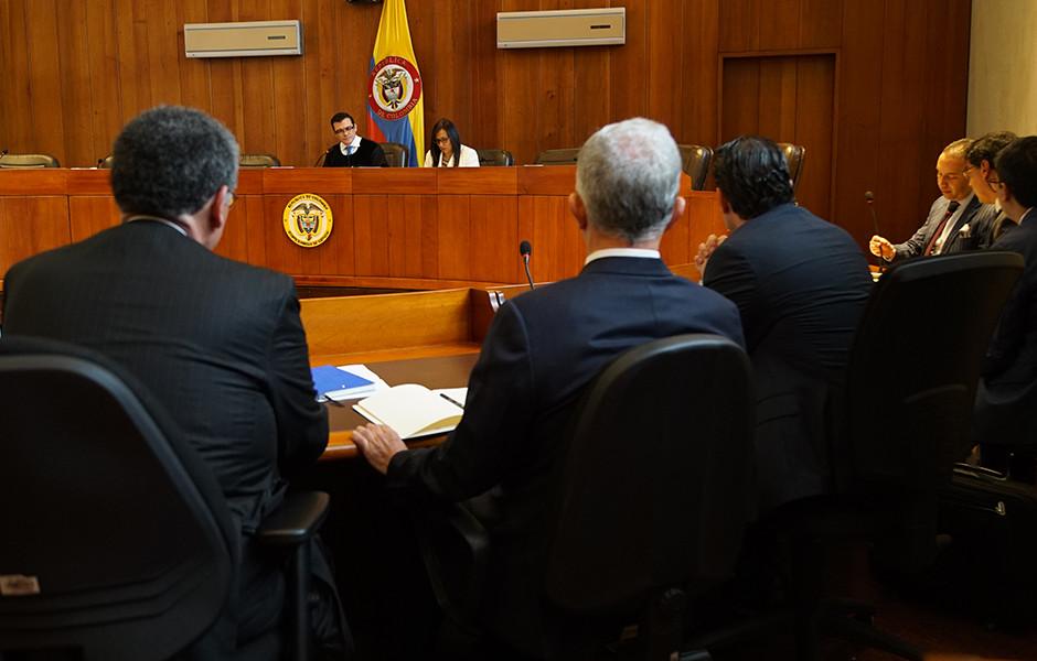 Foto: Prensa, Corte Suprema de Justicia