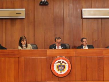 Primera Cumbre Judicial sobre Paz