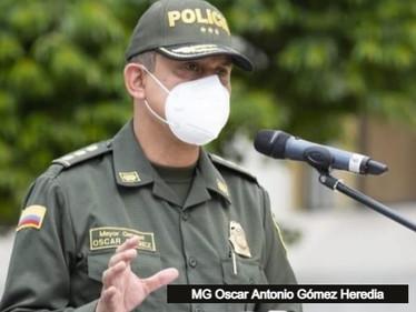 Reducción del 33 % en homicidios en Bogotá DC