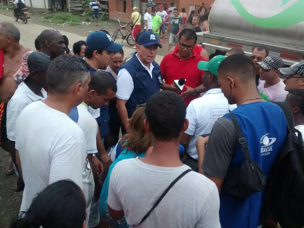 Corte exige descongestionar URIS de Bogotá.