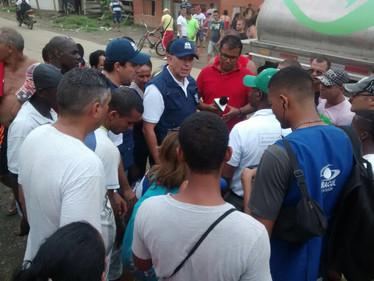 Corte exige descongestionar URIS de Bogotá