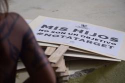 Exigen acuerdo humanitario para frenar violencia en Chocó