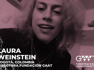 Fallece la activista trans Laura Weinstein