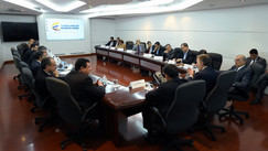 Partidos políticos respaldan a Santos