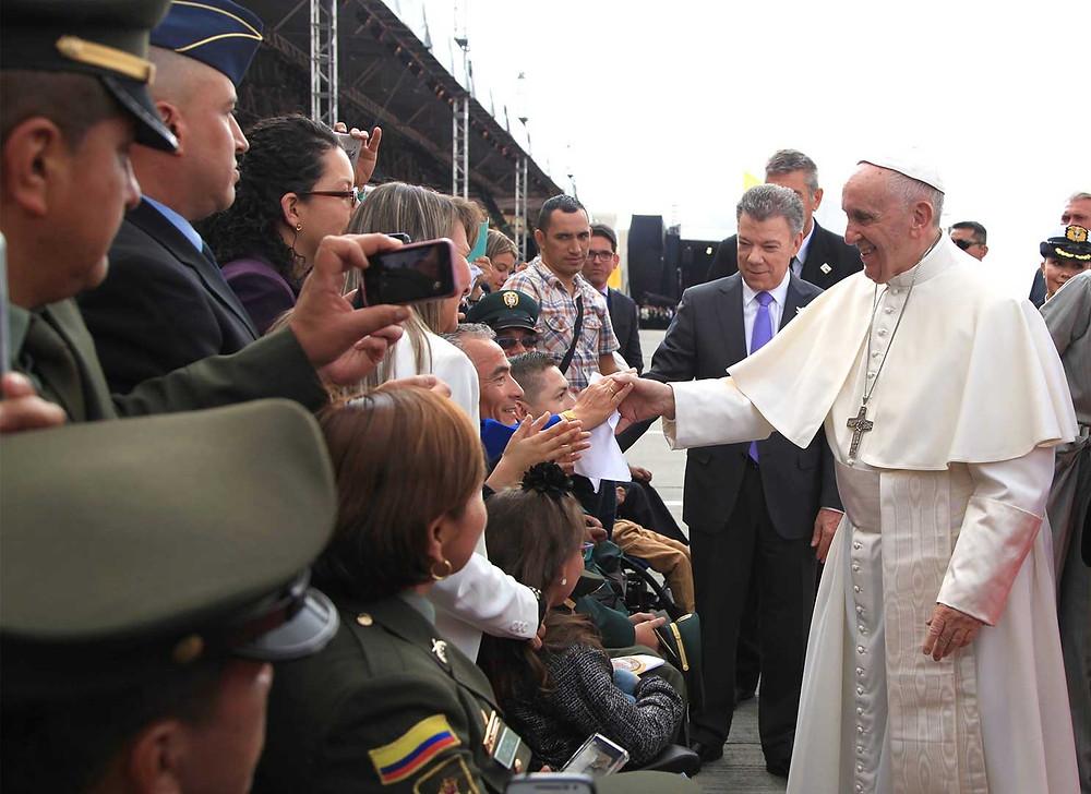 Foto: José Miguel Gómez - Conferencia Episcopal Colombiana