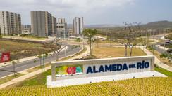 Anuncian inauguración de complejo de parques en Alameda del Río