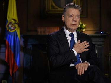 'Muchas gracias por su confianza, apoyo y paciencia': Santos