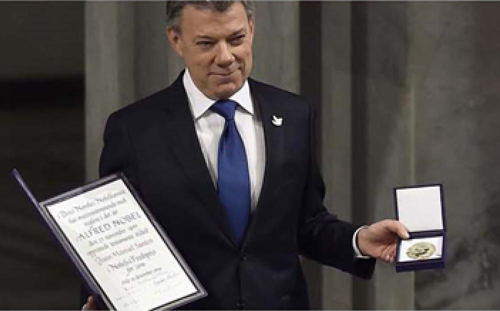 Presidente Juan Manuel Santos. / Foto: SIG.
