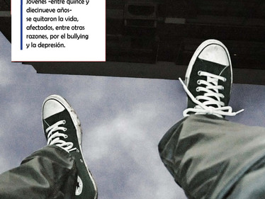 Suicidio, realidad que nos golpea
