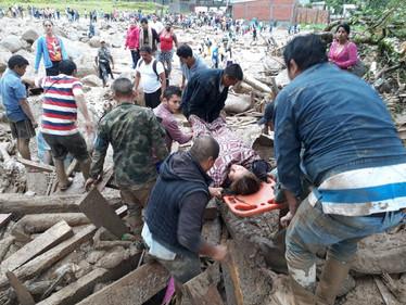 Gobierno declara Emergencia Social en Mocoa